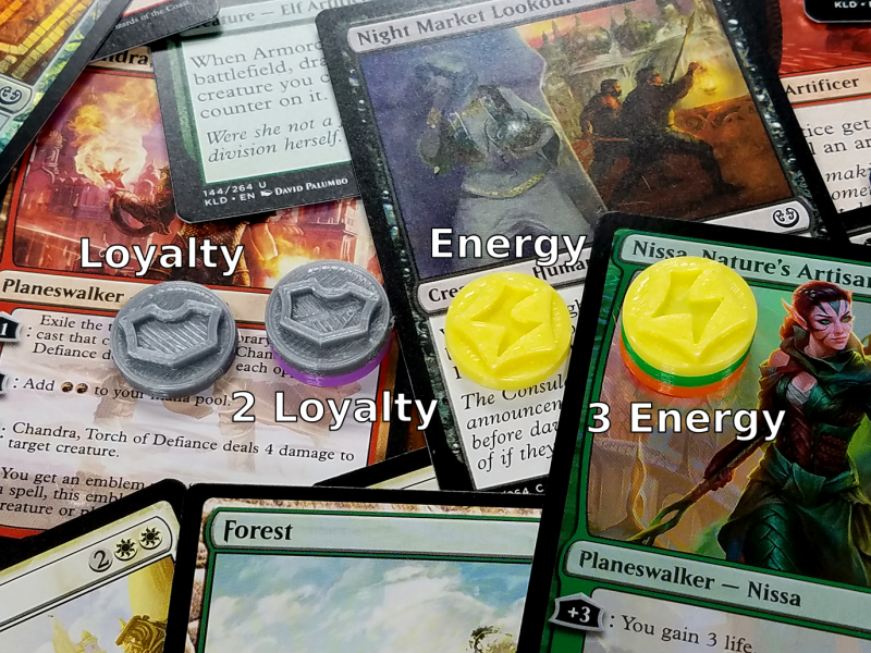 image regarding Magic the Gathering Set Symbols Printable identify Customized Magic the Collecting Counters for Mana, Electrical power